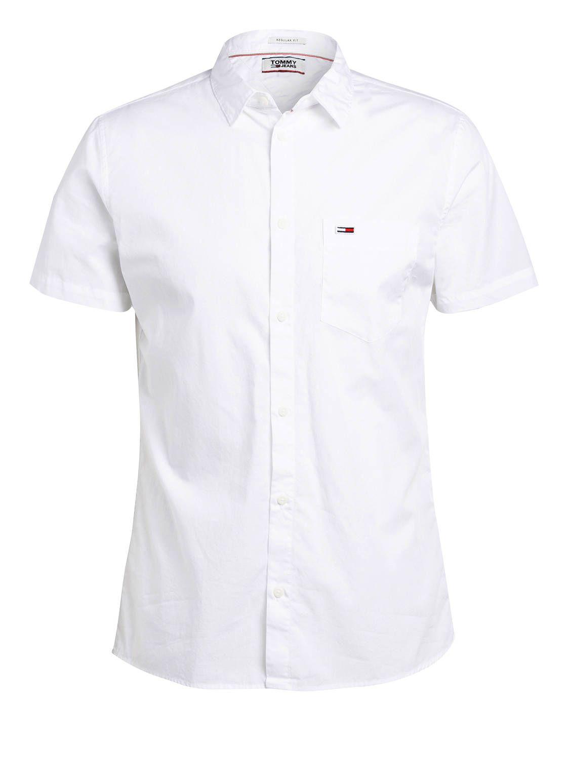 Halbarm-Hemd Regular Fit  von TOMMY JEANS bei Breuninger kaufen