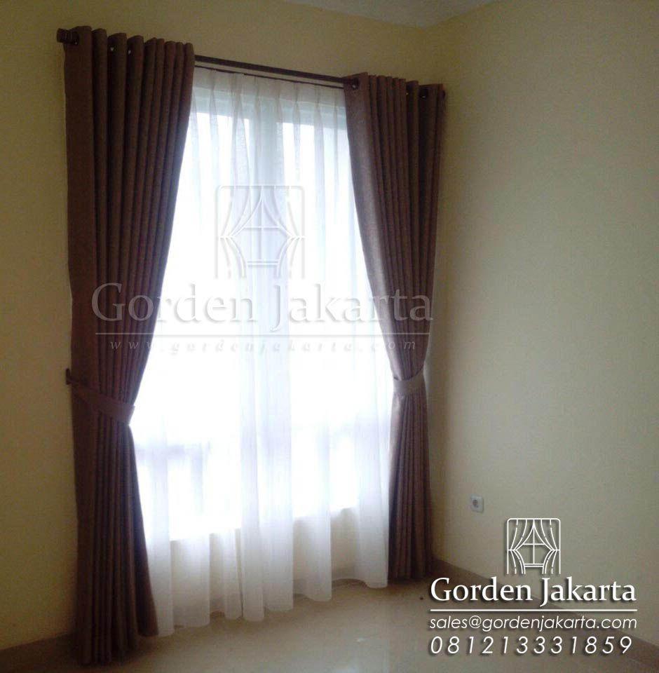 Pilihan Gorden Rumah Minimalis Untuk Jendela Dan Pintu Minimalis