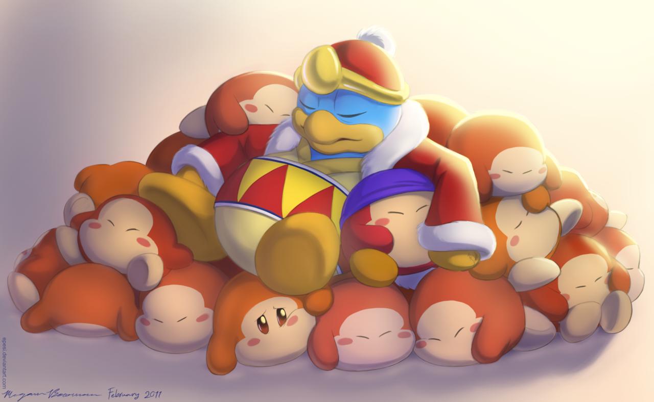 Create A Kirby Character Noll: DeePile By Epesi.deviantart.com On @deviantART