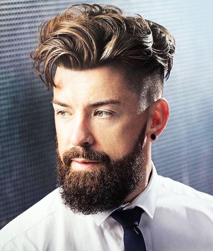 Cool long hair undercut hairstyles for men cool hair