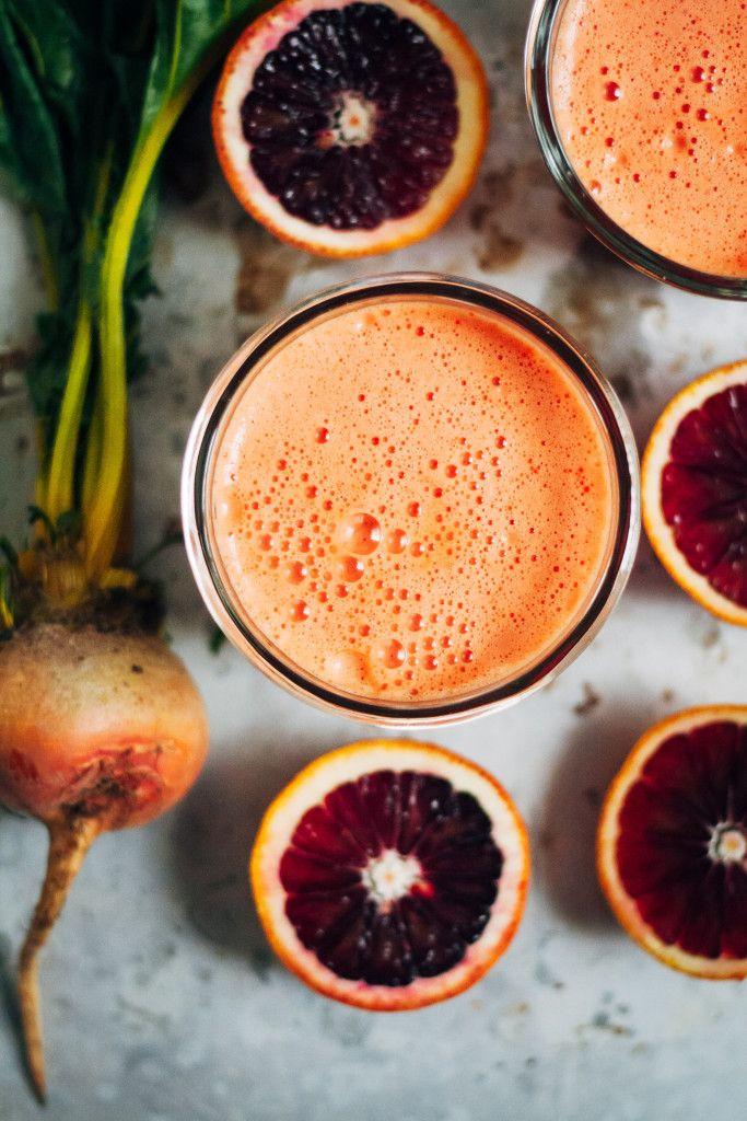Sunny Citrus Beet Juice Recipe Recipes Beets Juice Juice