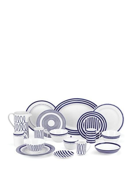 Kate Spade Charlotte Street Collection Dinnerware  sc 1 st  Pinterest & Kate Spade Charlotte Street Collection Dinnerware   Registry ...