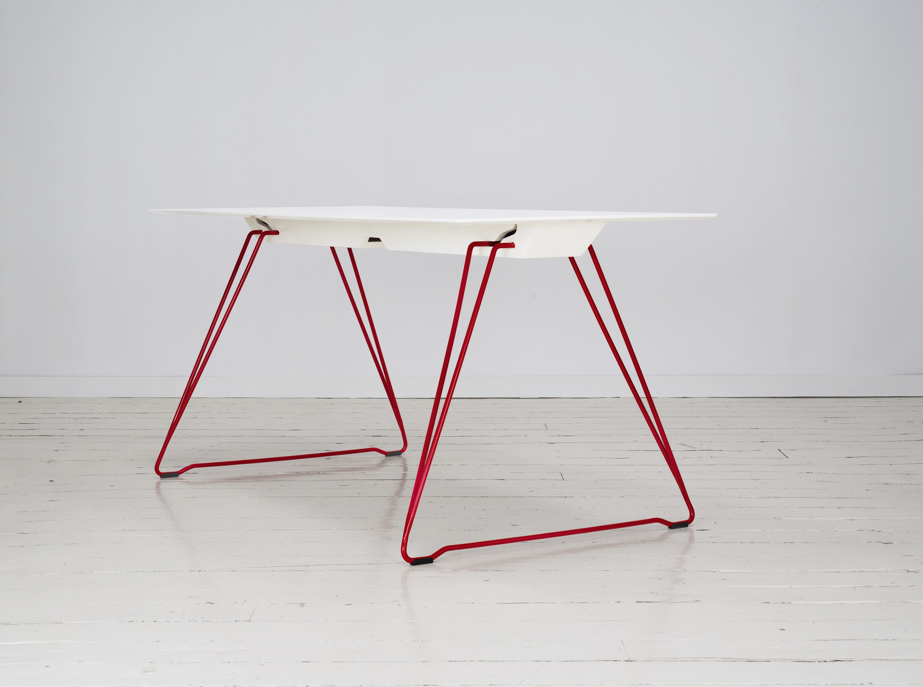 Lucy Folding Table By Alexander Lervik