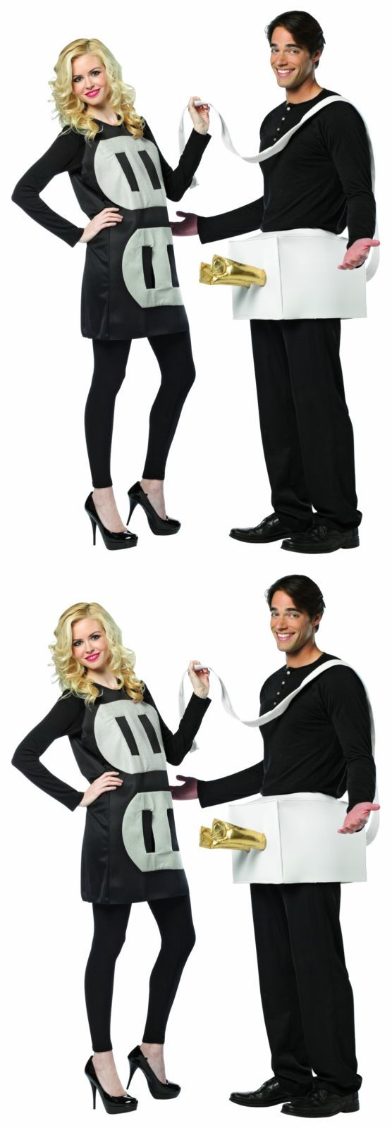 halloween costumes couples: halloween couples costumes adults plugs