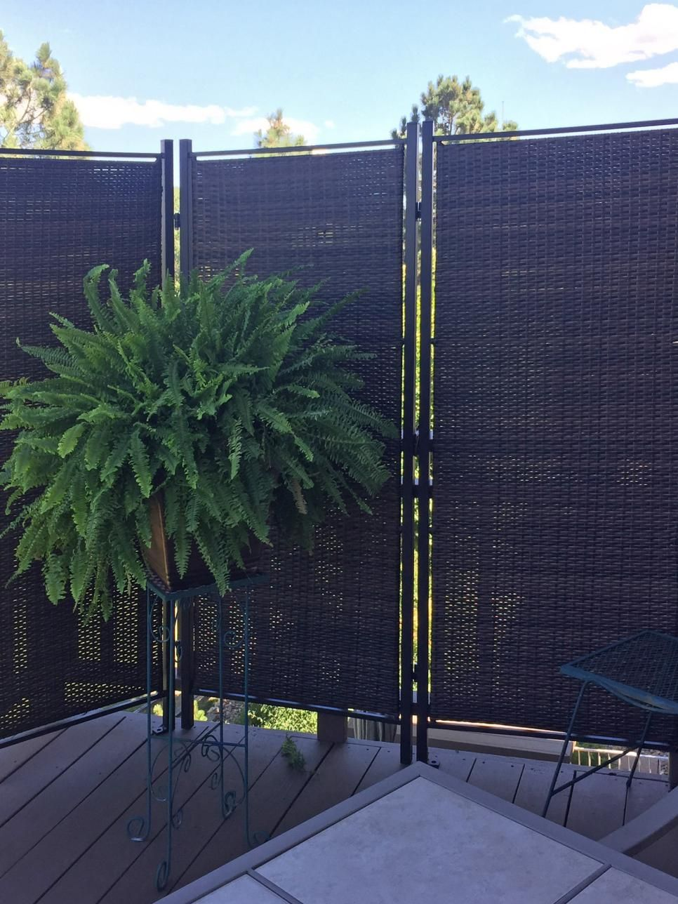 18 Easy Ways to Add Privacy to a Deck or Patio