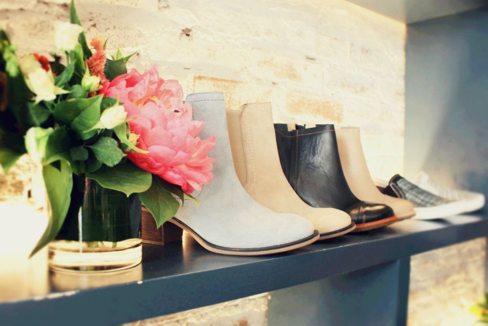 Follow Me Around Hush Puppies Preview (With A City Dream