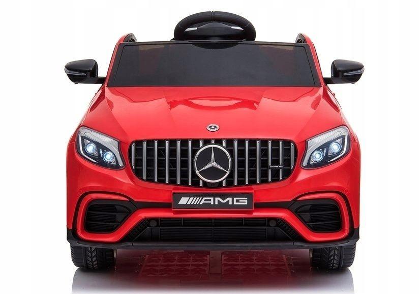 Auto Na Akumulator Mercedes Glc 63s Czerwony 8609127975 Oficjalne Archiwum Allegro Auto Sports Car Mercedes