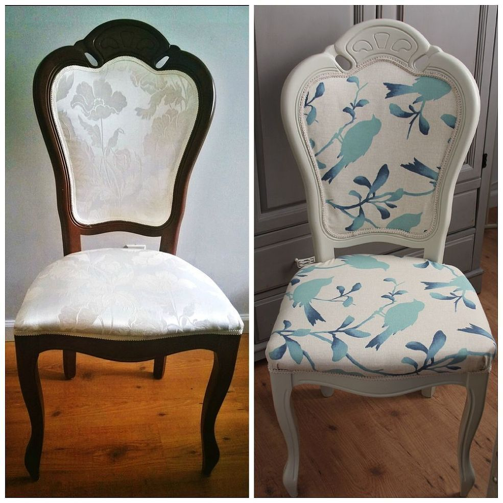 Broken Chairs To Upcycled Beautiful Shabby Chic