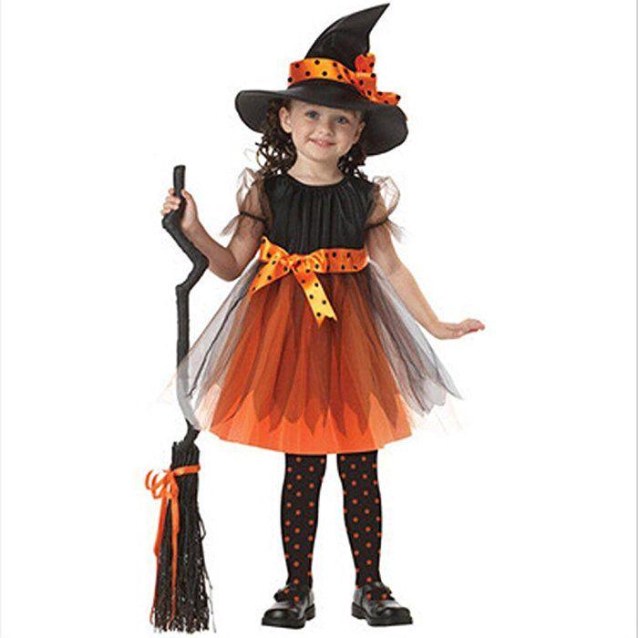 Babykleider,Sannysis Kinder Baby Mädchen Halloween Kleider Kostüm ...