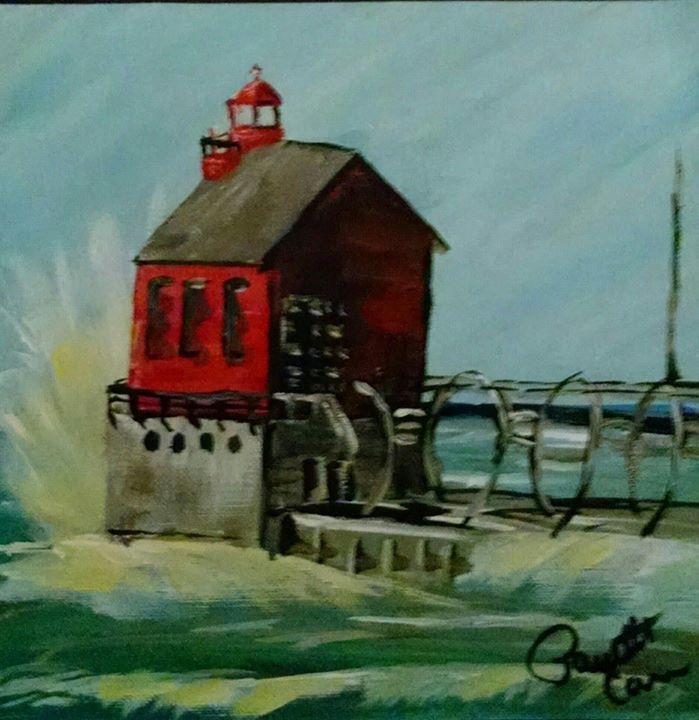 """I added """"30 Paintings in 30 Days, January 2015 - Paulette C"""" to an #inlinkz linkup!https://www.facebook.com/PauletteCarrArtist/photos/a.901546836531593.1073741835.425248420828106/903668186319458/?type=3&theater"""