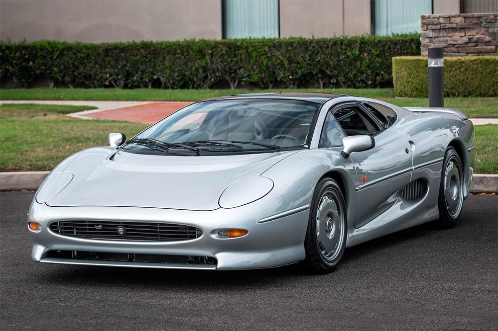 venta-jaguar-xj220 | jaguar | pinterest | jaguar xj220, jaguar and