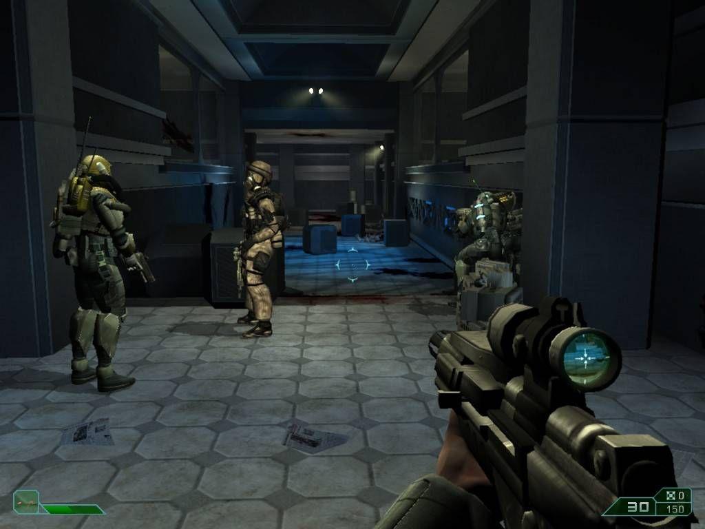 Area-51 - Juego FPS Gratuito - Juegos Freeware - | Tron legacy ...
