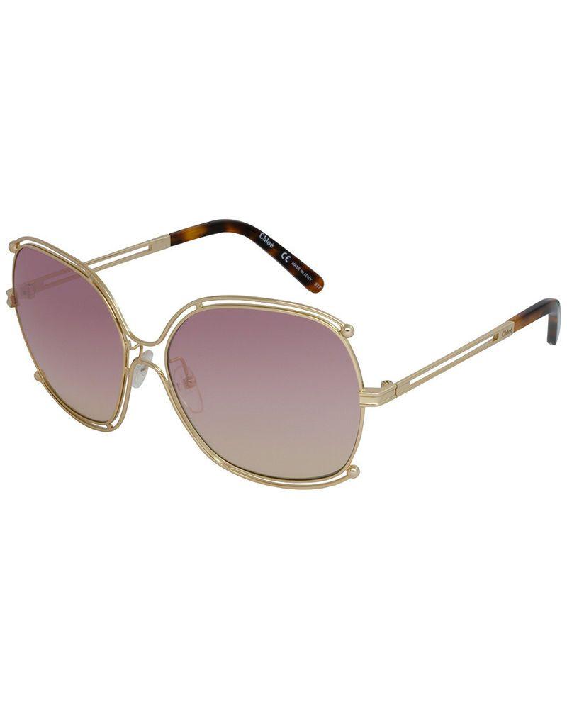 0367da1e07d Chloe Womens Women s Ce129s 59Mm Sunglasses  fashion  clothing  shoes   accessories  womensaccessories  sunglassessunglassesaccessories (ebay link)