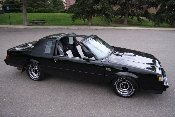 Buick Grand National T Top Google Search Muscle Cars I Want