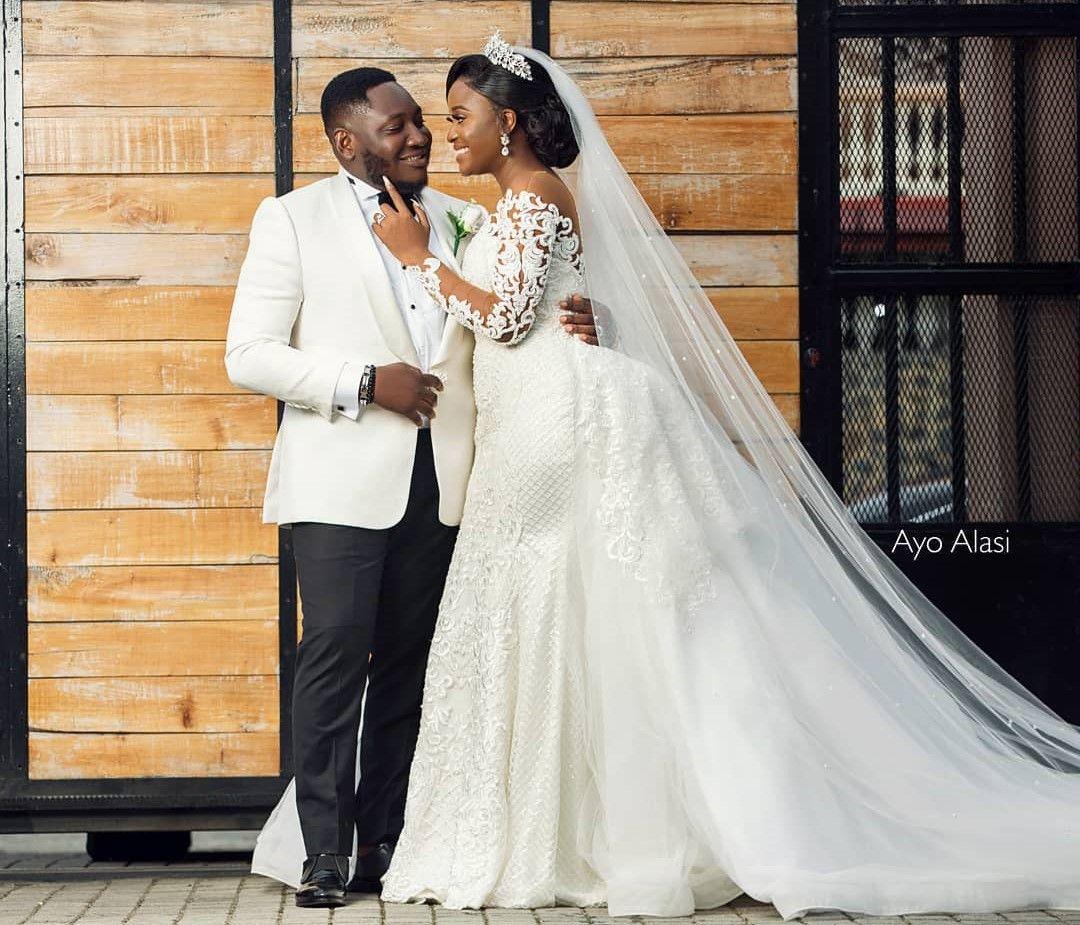 MeetTheAjebos Wedding dresses lace, Nigerian wedding