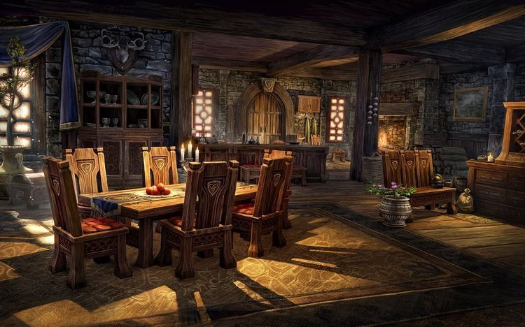Skyrim Build Your Own Home Mod Furnishings