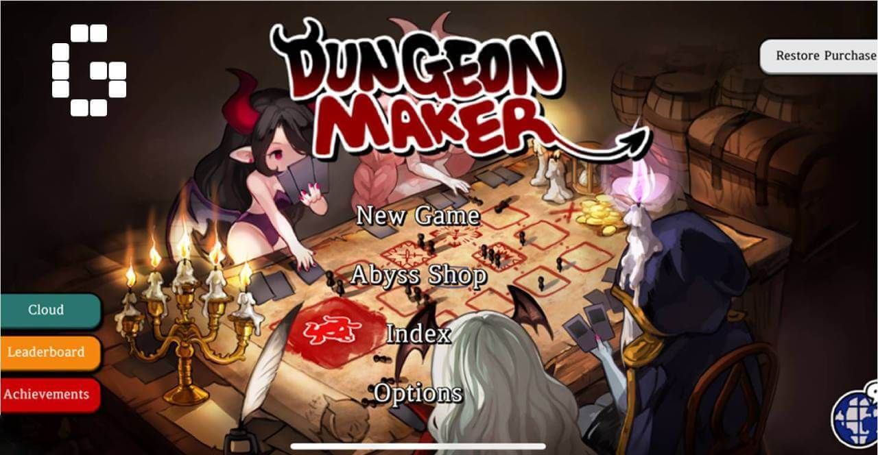 Download Dungeon Maker APK 1.10.08 (MOD Unlimited Money
