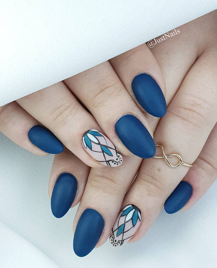 80 Pretty Acrylic Short Almond Nails Design You Can T Resist In Spring Fall Latest Fashion Trends For Woman Almond Nails Designs Short Almond Nails Spring Nail Colors