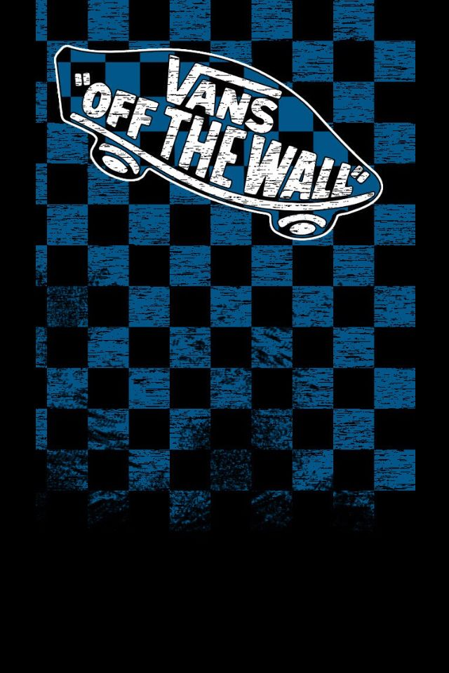 Vans Off The Wall Wallpaper With Images Vans Stickers Vans