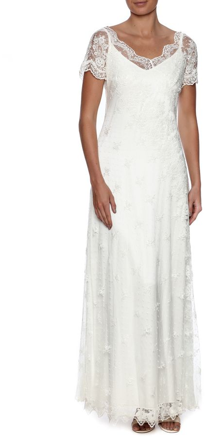 Martin McCrea Mia Gown, Wedding Dresses Hochzeitskleider Schuhe ...