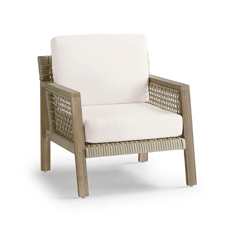 Callan Lounge Chair Replacement Cushion Atherton Palm Coastal