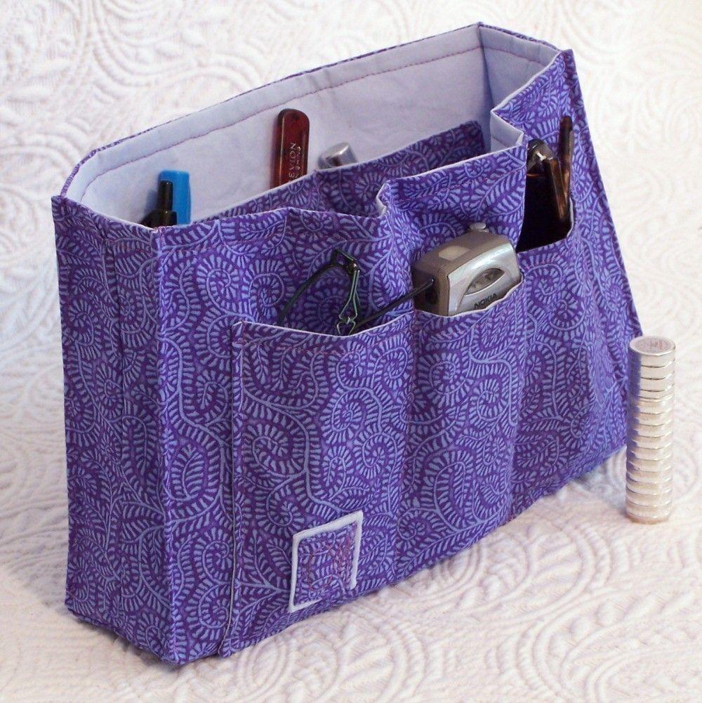 livre padrões de costura carteira | pdf costura padrão bolsa Organizador Inserir por Sweet Briar Estúdio