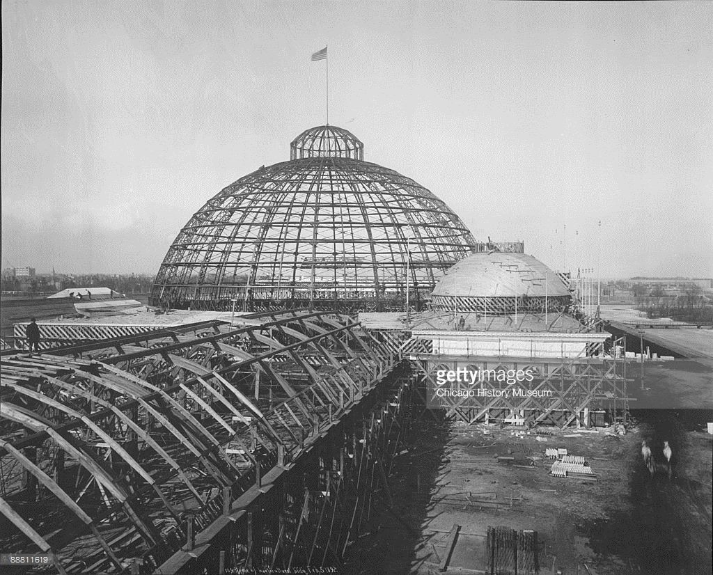 10 Popular Products That Were Born At The 1893 Chicago World's Fair