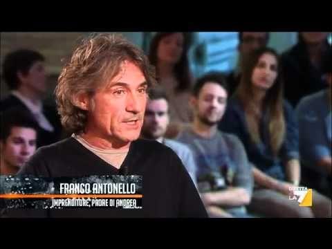 Franco Antonello e la storia di Andrea (1) Le Invasioni Barbariche 13/04/2012 Satarlanda.eu - YouTube