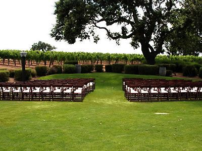Gainey Vineyard Santa Ynez Barbara Area Winery Wedding Location Ca 93460 I