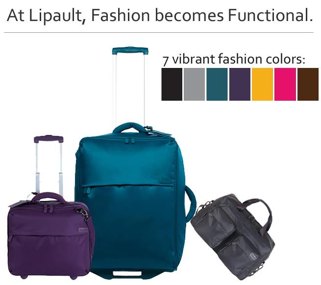 Lipault Luggage | Official US Online Store | Products | Pinterest