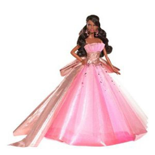 African American 2009 Holiday Barbie