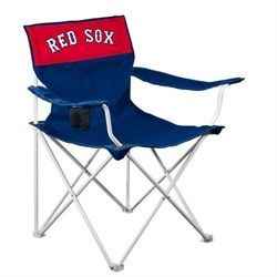 Boston Red Sox Folding Tailgate Chair