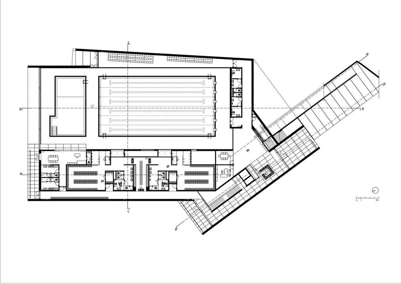 Gallery Of Tabuaco Municipal Pools Topos Atelier De