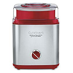 15 Best Home Ice Cream Makers 2019 (No more additive or other artificial ingredients in the ice cream anymore) #icecreammaker