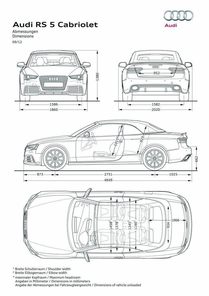 28 Best Images Audi S5 Cabriolet Blueprints Pinterest Audi s5 - best of golf blueprint art