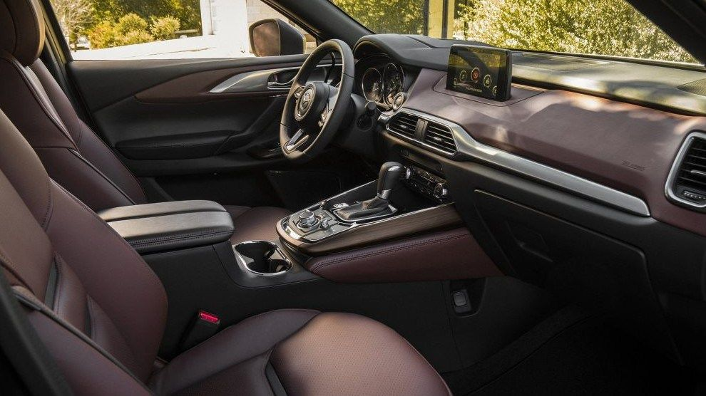 2020 Mazda Cx 9 Interior And Technology Best Cars To Drive