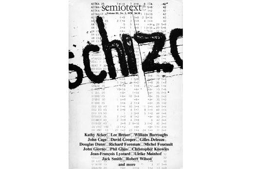 MoMA PS1: Sunday Sessions: Semiotext[e] presents The Return of Schizo-Culture : Sunday, November 16, 2014