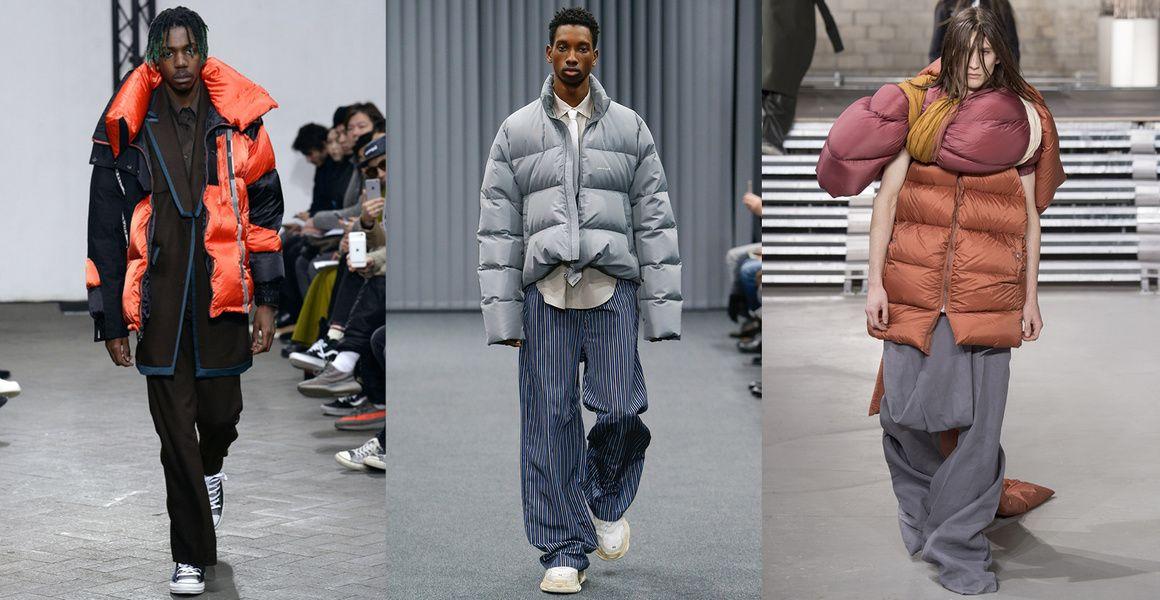Les 20 tendances mode de la fashion week homme automne hiver 2017 2018 rocker style ski pants - Tendance mode automne hiver 2018 ...