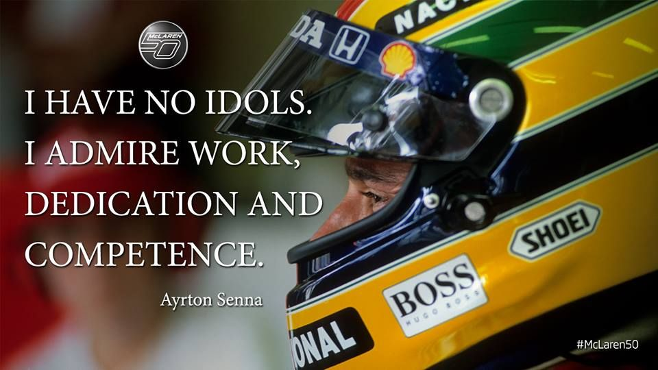 The Legend, Ayrton Senna   Think!   Ayrton senna quotes