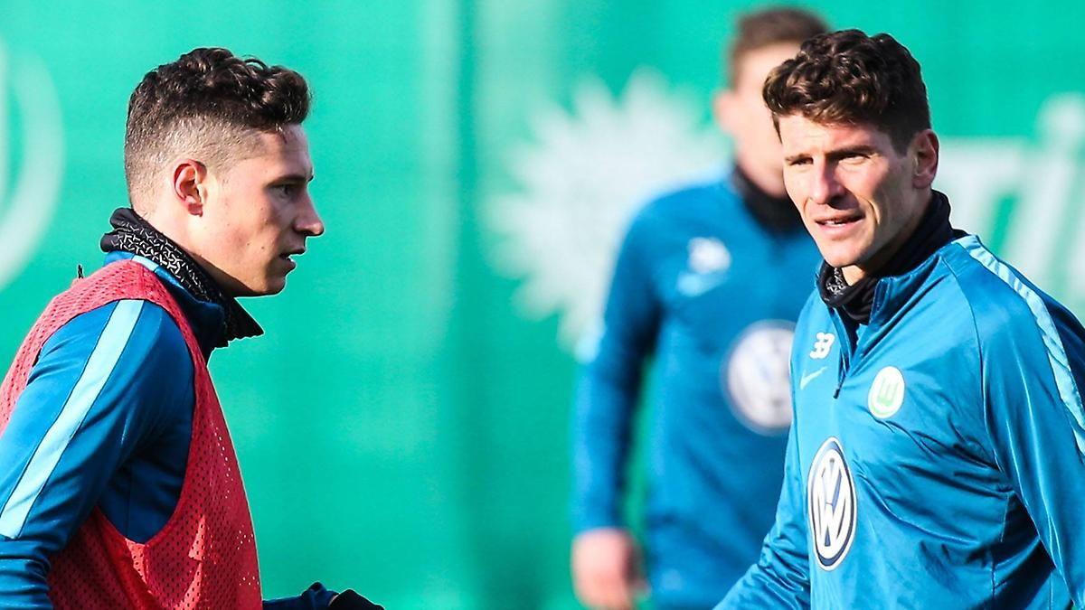 Erneut Unmut in Wolfsburg: Gomez kritisiert Draxler, Ismaël ist genervt