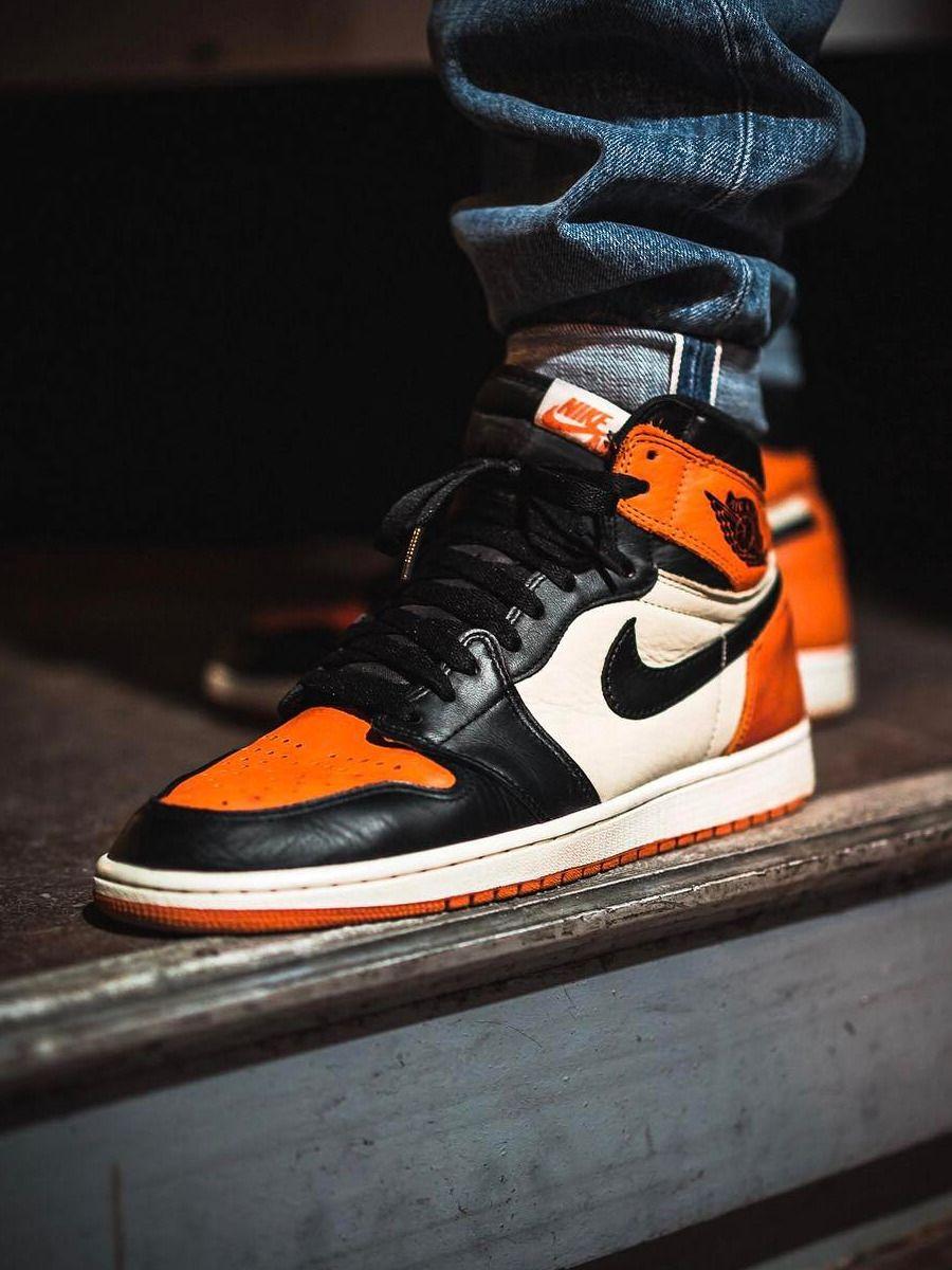 online retailer 201b1 18f3c Nike Air Jordan I Shattered Backboard - 2015 (by elevenandihalf)