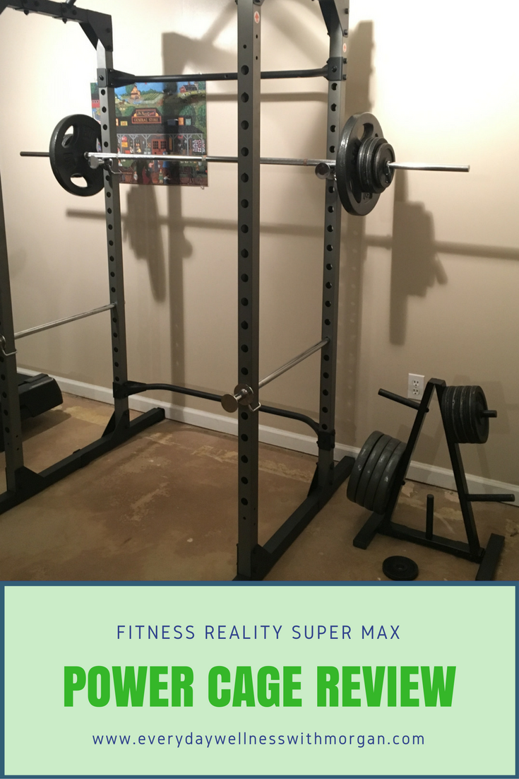 Fitness Reality Power Cage Review Everyday
