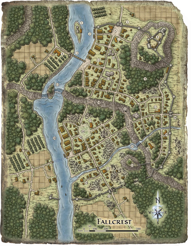 d&d map generator - Google Search | Castle | Carte imaginaire ... D City Map Generator on