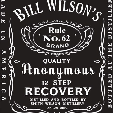 Coming soon! Bill Wilson's Rule No. 62. Brand Quality