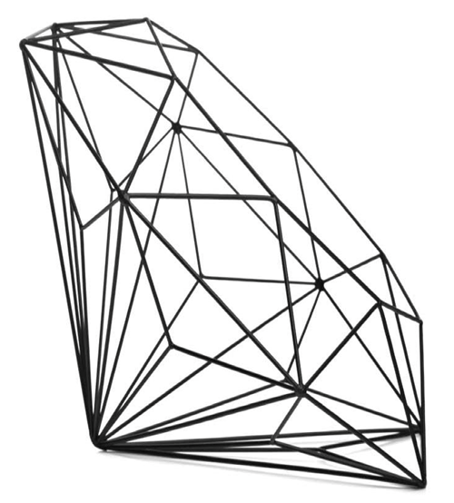 diamond bowl by bo concept