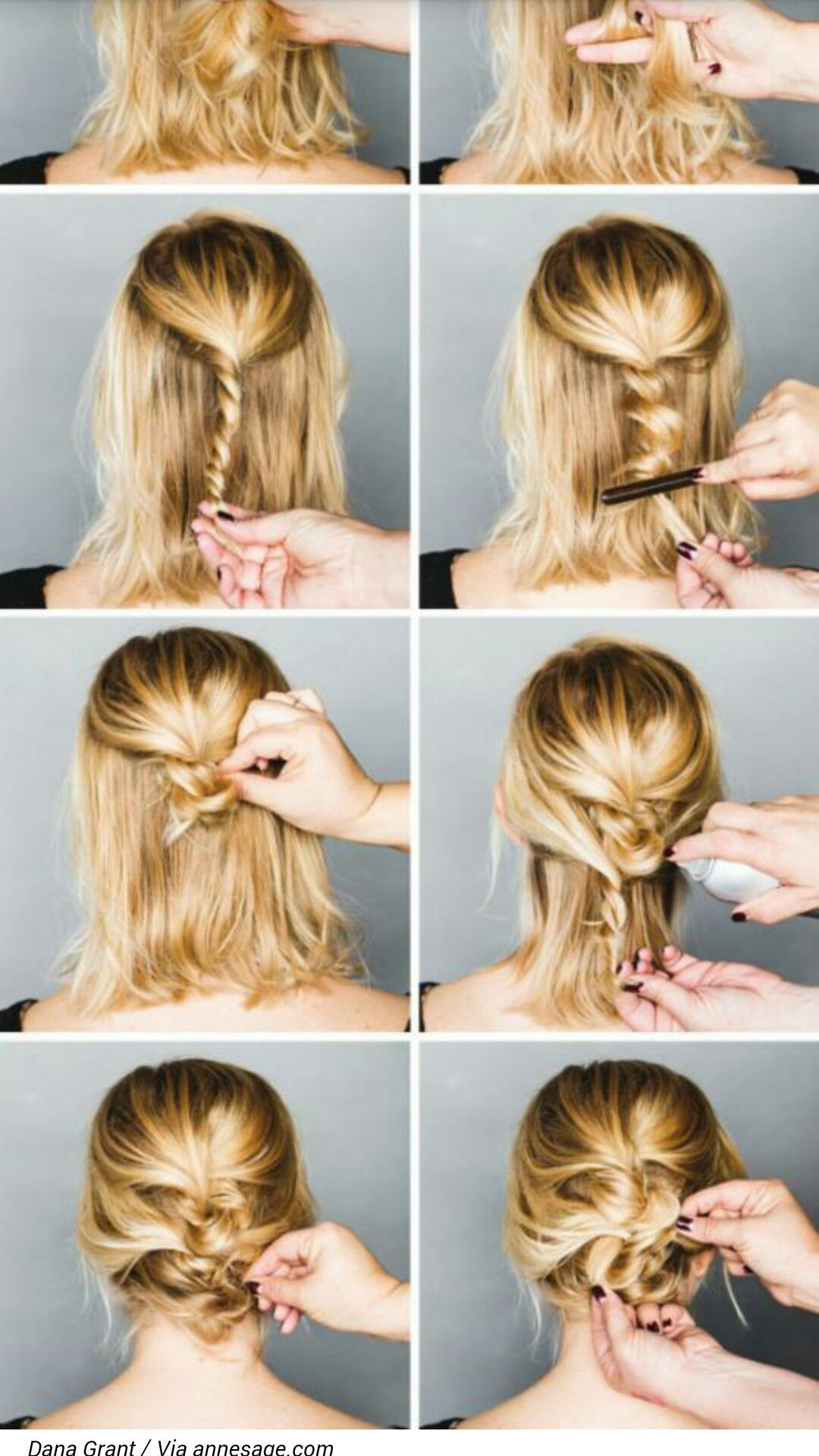 Pin by annelise hayden on fashionuhairubeauty pinterest hair and