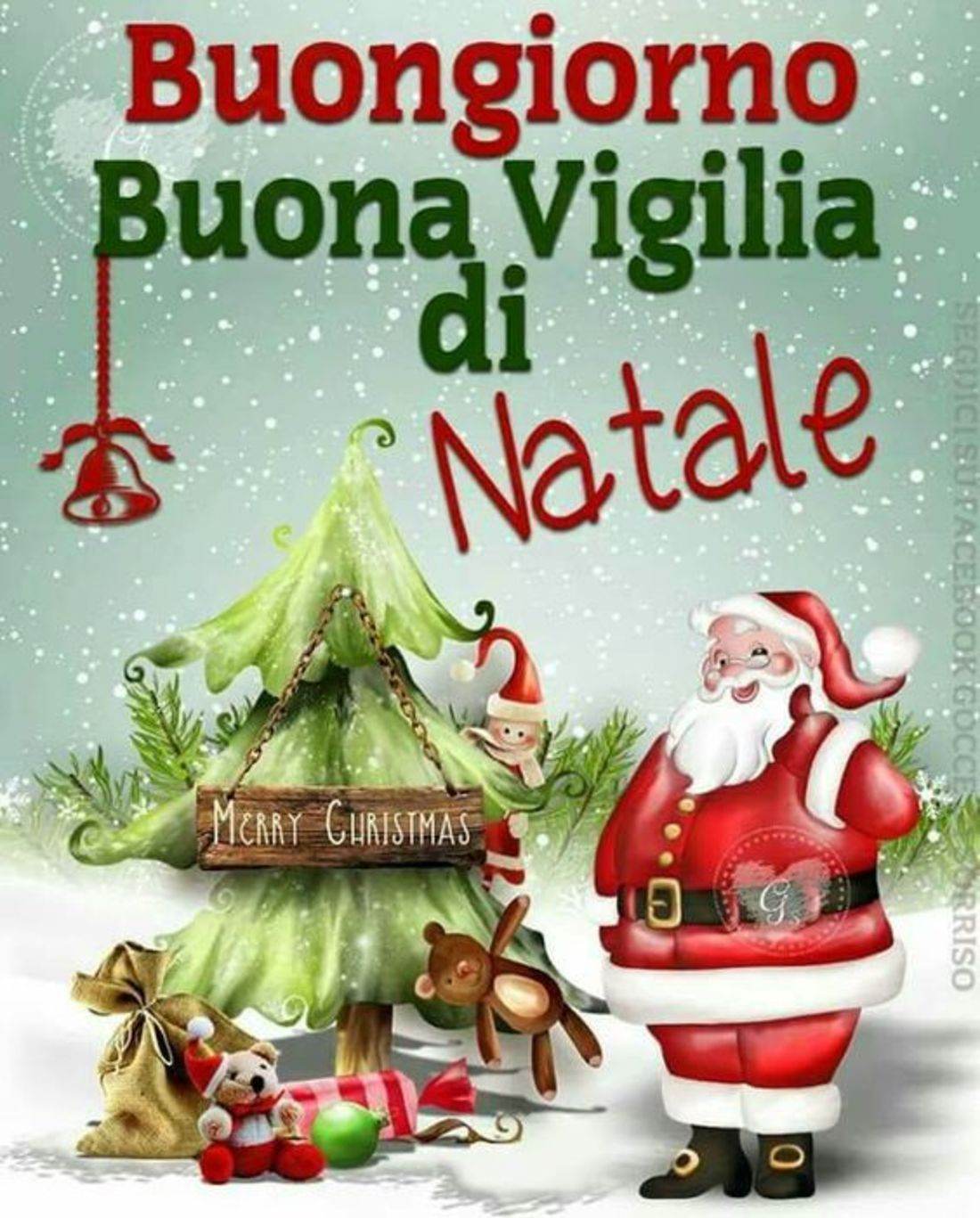 Frasi Vigilia Natale.Buona Vigilia Di Natale 24 Dicembre Whatsapp 4 Frasi Belle