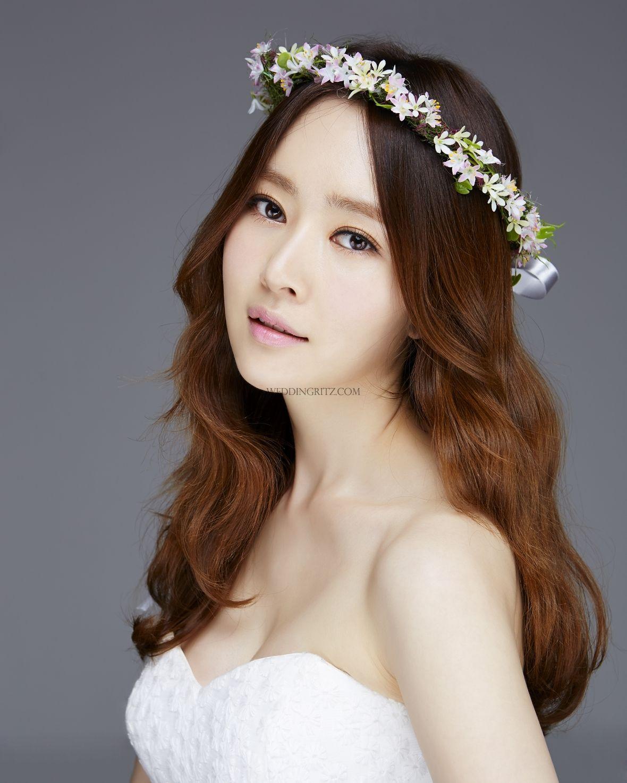 EL Salon in Korea Hair & Makeup Sample | 韓國新娘化妝 | Pinterest ...