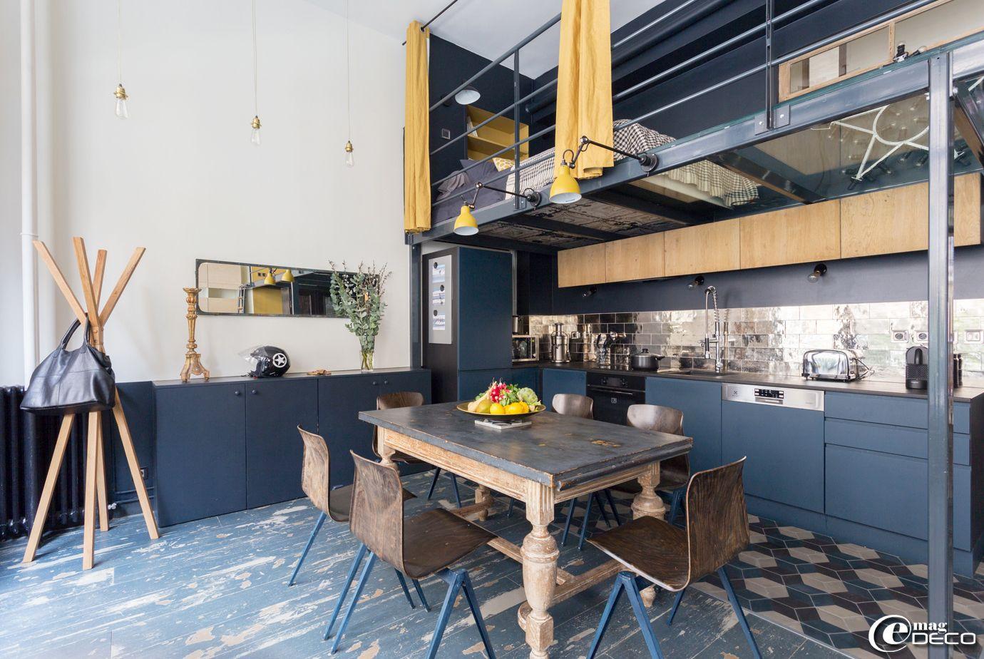 Love Paris E Magdeco Magazine De Decoration Meuble Cuisine Maison Et Appartement Mobilier De Salon