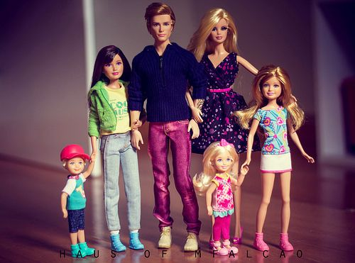 Barbie's Family | Flickr - Photo Sharing!
